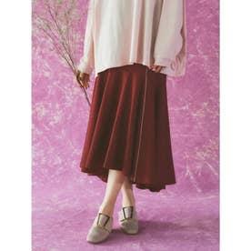 マーメイドロングスカート (RED)