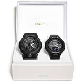 【G-SHOCK&BABY-G】Pair Model / G-SQUAD(ジー・スクワッド) / GBA-800-1AJF × BSA-B100-1AJF (ブラック)