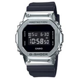 【G-SHOCK】5600シリーズ /  GM-5600-1JF (ブラック×シルバー)