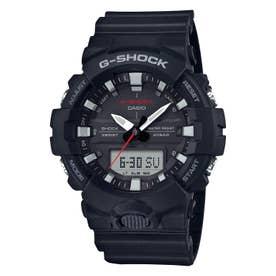 【G-SHOCK】GA-800シリーズ / 3針アナログ&デジタル / GA-800-1AJF / Gショック (ブラック)