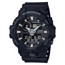 【G-SHOCK】スーパーイルミネーター / GA-700-1BJF / Gショック (ブラック)