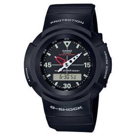 【G-SHOCK】AW-500シリーズ / AW-500E-1EJF (ブラック)