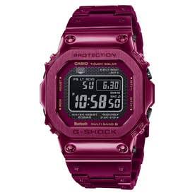 【G-SHOCK】フルメタルモデル / 電波ソーラー / スマートフォンリンク  / GMW-B5000RD-4JF (レッド)
