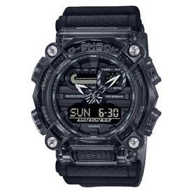 【G-SHOCK】 スケルトンシリーズ / ヘビーデューティー / GA-900SKE-8AJF / Gショック (グレースケルトン)