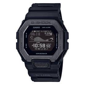 【G-SHOCK】G-LIDE(Gライド) / スマートフォン連携機能 / GBX-100NS-1JF (ブラック)