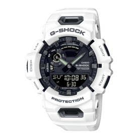 【G-SHOCK】GBA-900シリーズ / スマートフォンリンク / GBA-900-7AJF (ホワイト×ブラック)