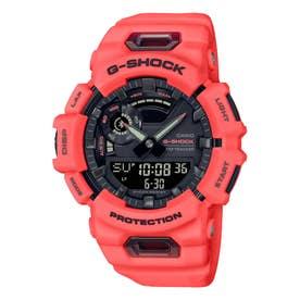 【G-SHOCK】GBA-900シリーズ / スマートフォンリンク / GBA-900-4AJF (オレンジ×ブラック)