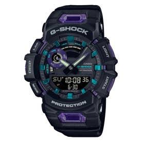 【G-SHOCK】GBA-900シリーズ / スマートフォンリンク / GBA-900-1A6JF (ブラック×パープル)