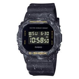 【G-SHOCK】DW-5600WS-1JF / Gショック (ブラック×ゴールド)