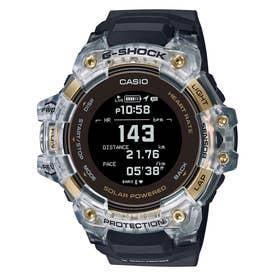 【G-SHOCK】G-SQUAD(ジー・スクワッド) / GBD-H1000シリーズ / 心拍計+GPS機能搭載モデル / GBD-H1000-1A9JR / Gショック (ブラック×ゴー