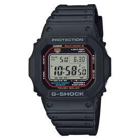 【G-SHOCK】スクエアフェイス / 電波ソーラー / GW-M5610U-1JF / Gショック (ブラック)
