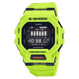 【G-SHOCK】G-SQUAD / スマートフォンリンク / GBD-200-9JF (イエロー)