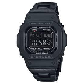 【G-SHOCK】スクエアフェイス / 電波ソーラー / GW-M5610UBC-1JF / Gショック (ブラック)