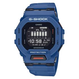 【G-SHOCK】G-SQUAD / スマートフォンリンク / GBD-200-2JF (ブルー)