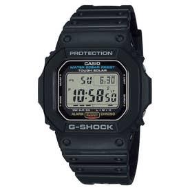 【 G-SHOCK】スクエアフェイス / 電波ソーラー / G-5600UE-1JF / Gショック (ブラック)