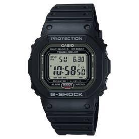 【G-SHOCK】スクエアフェイス / 電波ソーラー / GW-5000U-1JF / Gショック (ブラック)