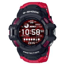 【G-SHOCK】G-SQUAD PRO / 心拍センサー / GSW-H1000-1A4JR / Gショック (ブラック×レッド)