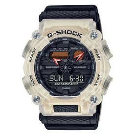 【G-SHOCK】GA-900シリーズ / ヘビーデューティー / GA-900TS-4AJF (オレンジ)