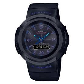 【G-SHOCK】Virtual Blueシリーズ / 電波ソーラー / AWG-M520VB-1AJF / Gショック (ブラック×ブルー)
