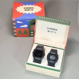 【G-SHOCK&BABY-G】Pair Model / スペシャルデザインBOX / DW-5600BB-1JF × BGD-560-1JF / Gショック × ベビーG (ブラック)