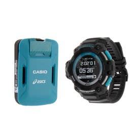 G-SHOCK/腕時計 アシックス GSR-H1000AS-SET (ブラック)