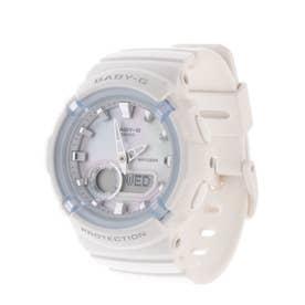 BABY-G/ベイビージー 腕時計 BGA-280-7AJF (ホワイト)