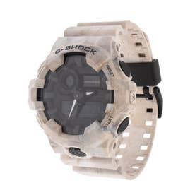 G-SHOCK/腕時計 GA-700WM-5AJF (サンドベージュ)