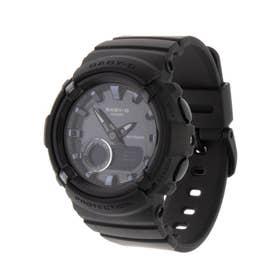 BABY-G/ベイビージー 腕時計 BGA-280-1AJF (ブラック)