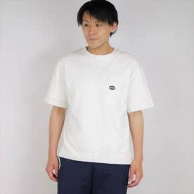スペインコットンクルーネックTシャツ (09ホワイト)