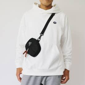 ミニ裏毛プルオーバーパーカー (09ホワイト)
