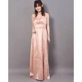 ロングドレス (ピンク)