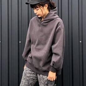 SUGAR SPOON スウェーディパーカー (Charcoal Gray)
