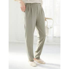 RAY CASSIN テーパードパンツ (Light Khaki)