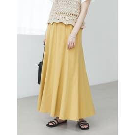 マーメイドカットスカート (Yellow)