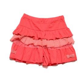 フリルパンツ (Pink)