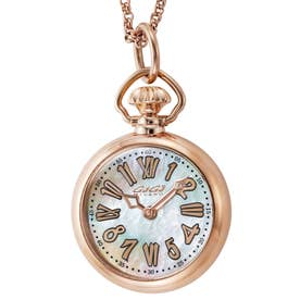 Necklace Watch (ゴールド)