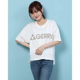 レディース 半袖Tシャツ 半袖クロップ丈Tシャツ KH014