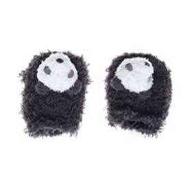 【HALLOWEEN限定】パンダモコ baby ソックス (ブラック)