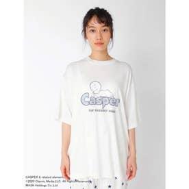 【CASPER】ワンポイントTシャツ (OWHT)
