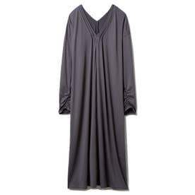 微起毛ドレス (GRY)