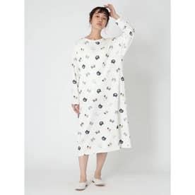 ネコモチーフドレス (OWHT)