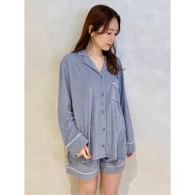 パイルシャツ (SKY)