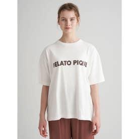コットンロゴTシャツ (OWHT)