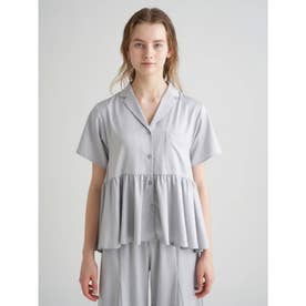【MINT collection】サテンシャツ (MNT)
