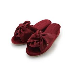 リボンルームシューズ (RED)