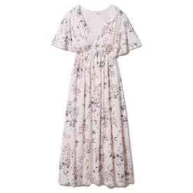 ギフトフラワーモチーフ ドレス (PNK)