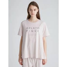 マタニティロゴTシャツ (PNK)