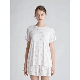 ハートモチーフTシャツ (OWHT)
