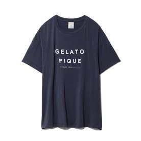 5モチーフワンポイントTシャツ (NVY)