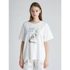 【旭山動物園】オオカミTシャツ (OWHT)